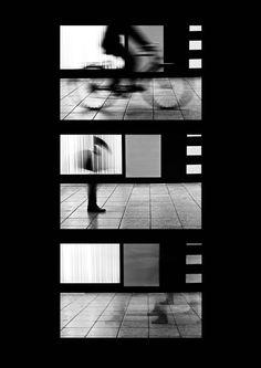 #streetphotography #triptych #trittico #bike #b/w #Warsaw #blackandwhite Futurism, Triptych, Wizard Of Oz, Warsaw, Blur, Street Photography, Geometry, Shadows, Contrast