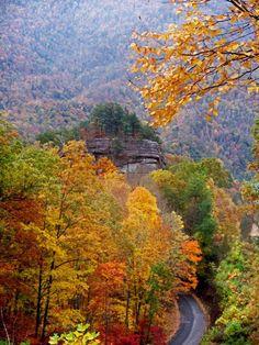 Harlan, KY (Pine Mountain).