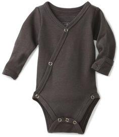 Lovedbaby Unisex-Baby Newborn Kimono Bodysuit, Clay Gray, 0-3 Months Lovedbaby,http://www.amazon.com/dp/B0071U92V0/ref=cm_sw_r_pi_dp_TxaSrb7E49EB4B9E