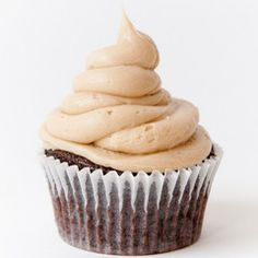 This is one of my favorites on sweethaus: Mochaccino Cupcake with Espresso Buttercream