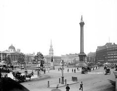 Trafalgar Square, Westminster, London, cc97_00347   Flickr - Photo Sharing!