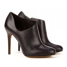 """Sole Society """"Helena"""" - I am not really a fan of the bootie style, but if you are I think these are a great way to go."""