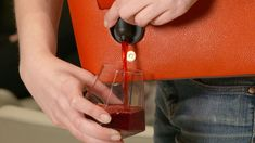 This Wine Purse Lets You Get Your Drink On Anywhere  - Delish.com