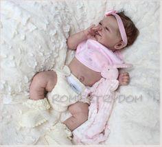 A Romie Strydom's latest silicone baby!