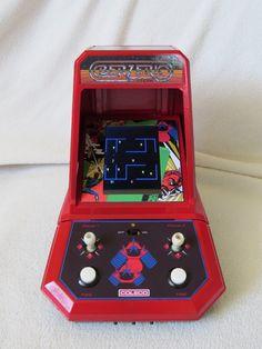 Coleco Berzerk! #gaming #gamer #coleco #arcade #oldschool