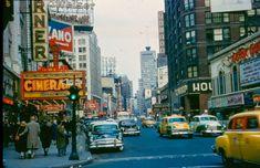 Newark N.J. 1970s: 1950s New York City