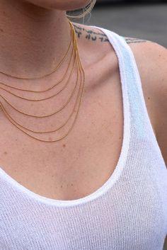 SPOTTY CHAIN – Lili Claspe Jewelry