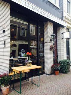 Lavinia Good Food, Kerkstraat Breakfast, brunch, lunch, take away