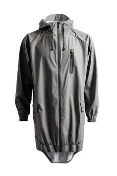 RAINS Parka Rain Parka, Parka Coat, Rain Jacket, Arkk Copenhagen, Fishtail Parka, Waterproof Coat, Lifestyle Shop, Rain Wear, Windbreaker