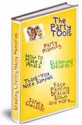 Outdoor Birthday Party Games