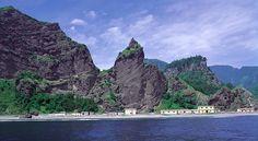 Ulleungdo Island: The beach side resorts