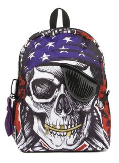 Mojo Walk The Plank Backpack * Find out more about the great product at the image link.(This is an Amazon affiliate link and I receive a commission for the sales)