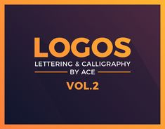 "Check out this @Behance project: ""Lettering Collection Vol. II"" https://www.behance.net/gallery/56303137/Lettering-Collection-Vol-II"