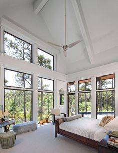 Décor do dia: janelas e mais janelas - Casa Vogue | Interiores