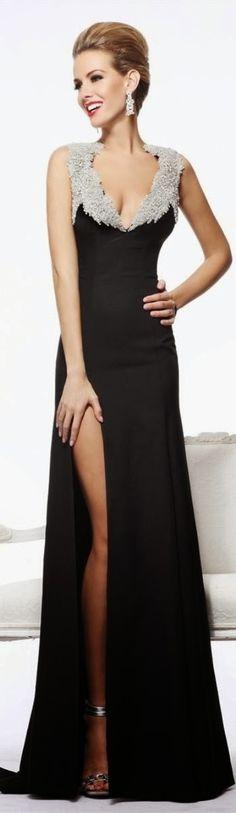 Fantásticos vestidos elegantes de primavera   Vestidos   Moda 2013 - 2014