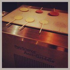 Limoncello Pops at the Dessert Bar at @Four Seasons Hotel Boston
