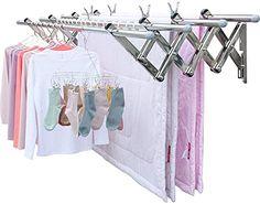 Folding Clothes Rack, Hanging Clothes Racks, Clothes Drying Racks, Clothes Rail, Clothes Line, Laundry Drying Rack Wall, Laundry Hanger, Wardrobe Rail, Folding Walls