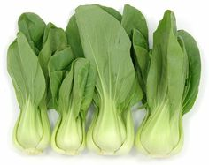 Eating Green: Bok choy is delicious to stir fry with ginger and garlic. We love it because it is rich in antioxidants, especially beta carotene which helps ward off cancer and other diseases. It is one of the healthiest low-calorie foods you can eat.