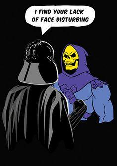Star Wars encontrar tu falta de rostro por CreativeSpectator