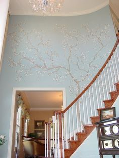 In case you have a 20 foot staircase.