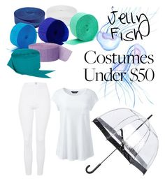 """jelly fish"" by xxnightmayhemxx on Polyvore featuring Fulton, Topshop, Lands' End and plus size clothing"