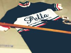 Tailor made with merino wool. This and other Pella sportswear are available at The Beagle Bicycle Co. in 2016.