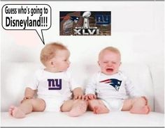 LOL!!  I love these babies!!!  Giants are going to DISNEYLAND!!  :)