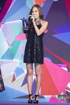 Jessica { Yahoo awards }