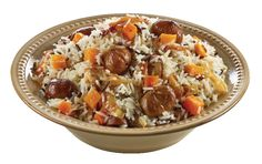 Chestnut and Butternut Squash Pilaf - Basmati & Wild Rice from #YummyMarket Thanksgiving Special