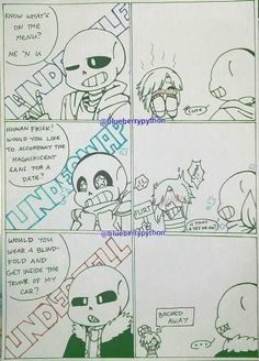 Read 99 from the story Undertale AU Pics (Requests Opened) by CShino_Shiko (Stupid Weeb :D) with 242 reads. Underfell Sans X Frisk, Underfell Comic, Flowey Undertale, Sans X Frisk Comic, Undertale Comic Funny, Anime Undertale, Frans Undertale, Undertale Love, Undertale Drawings