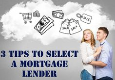 3 Tips to Select a Mortgage Lender: http://sellingwarnerrobins.com/2015/06/3-tips-to-select-a-mortgage-lender/