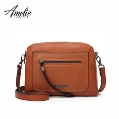 475e3e4411c AMELIE GALANTI Women leather bag small lady brown purse pu large capac – Amelie  Galanti Bags