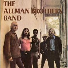 Allman Brothers Band (Self-titled) 1969
