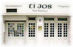 Ti Jos - Restaurant Crêperie Paris 14 Montparnasse Friendly place, good food and bowls of cider.
