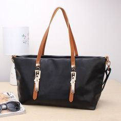 Retro Casual Women PU Leather Shoulder Handbag Crossbody Bag