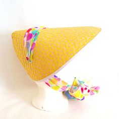 Vintage 1950s Straw Hat Packable Beach by Revvie1 on Etsy, $24.00