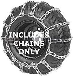 Security Chain Company 1061856 Max Trac Snow Blower Garden Tractor Tire Chain
