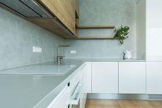 Bathtub, Kitchen Cabinets, Home Decor, Standing Bath, Bathtubs, Decoration Home, Room Decor, Bath Tube, Cabinets