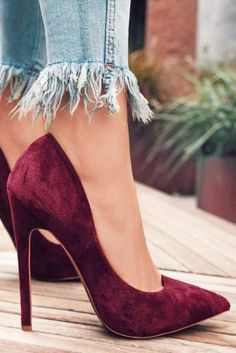 Buy Womens Pointed Toe Shoes High Heel Pumps Classic Stilettos 4 Inch Heels and . - Buy Womens Pointed Toe Shoes High Heel Pumps Classic Stilettos 4 Inch Heels and other Pumps at Narv - Nike High Heels, High Heels Boots, Lace Up Heels, Pumps Heels, Stiletto Heels, Shoe Boots, Toe Shoes, Heeled Sandals, Sandals Outfit