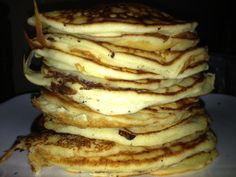 Whipping Cream Pancakes   Le Food Snob On my search to find sweet cream pancakes like those at On the Border. (If you have never had their weekend brunch, their pancakes are delicious!)