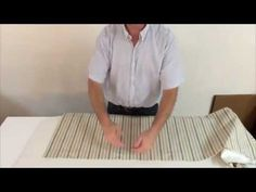How To Sew A Box Pleated Valance - YouTube