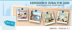 Create attractive Facebook page for Dubai Holidays Maker by cr8tive84
