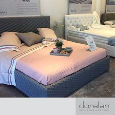 """- Il mio nipotino Andrea ama molto questo posto: è una gioia vederlo giocare tra i prodotti Dorelan!  Il nostro obiettivo era proprio quello di ricreare uno spazio da vivere: curiamo ogni dettaglio del nostro """"allestimento emozionale"""", con vetrine e spazi interni progettati per presentare al meglio i prodotti, ma soprattutto per accogliere al meglio il cliente… di ogni età!   #intervista #paroladiconsulente #emozionidorelan #benessere #sonno #riposo #blog #Dorelan #Dorelanbed #Mantova"""