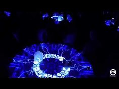 Mandylights Gala Dinner with Table Projection - YouTube