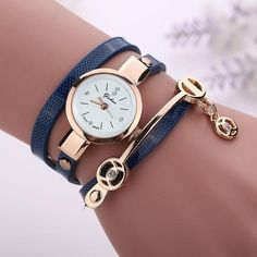 Watches Motivated New Solar Moon Phase Lunar Eclipse Watch Women Stylish Quartz Watch Pu Leather Bracelet For Dropshipping Clock Hour Ladies Watch Handsome Appearance