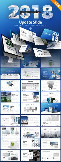 OVERVIEW  Flat, Clean, Minimalist, Elegant and Flexible PowerPoint Presentation Template, perfect for presentation corporate and personal use. Very easy to change the color schemes. Just pick one...