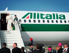 #Alitalia è onorata di accompagnare Sua Santità #PapaFrancesco nel viaggio apostolico in #Armenia 📌 #Alitalia is proud to accompany Pope Francis in his journey to #Armenia #Apostolicjourney #PopeFrancis #airline #holyfather