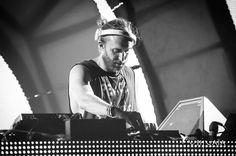David Guetta in Ushuaia Ibiza.