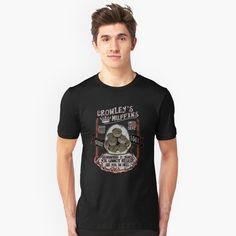 Muffins ♥ Unisex T-Shirt Front