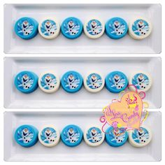 Olaf #olaf #olaforeos #olafparty #frozenparty #frozenoreos #frozenpartyfavors #oreo #oreos #chocolate #candybyluci #frozen #anna #elsa #frozen2  Web: Www.candybyluci.wix.com/candyapple